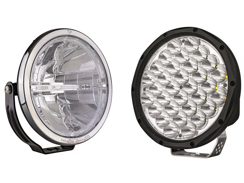 Extraljus LED-lampor